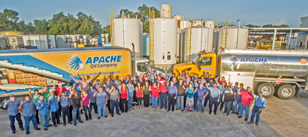 Welcome to Apache Oil Company